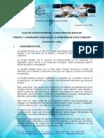 Plan de Capacitacion gobiernos locales y regionales