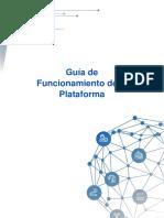 Guía de Funcionamiento de la Plataforma