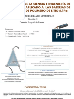 GRUPO 6 TETRAEADRO CIENCIA E INGENIERIA DE MATERIALES