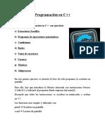 PROGRAMACION EN C++ (1)