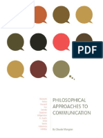 Claude Mangion - Philosophical Approaches to Communication (2011, Intellect Ltd) - libgen.lc