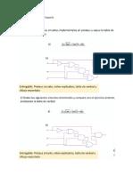 Solución ejercicios sistemas digitales.