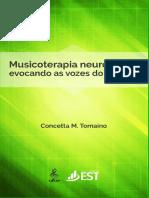 Musicoterapia neurológica - evocando as vozes do silêncio
