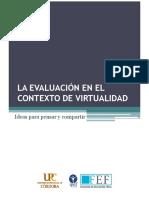 LA EVALUACIÓN EN EL CONTEXTO DE LA VIRTUALIDAD visto por tita.pdf