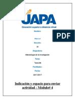 Tarea-4-de-Metodologia-de-Investigacion-Uapa