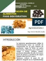 UNIDAD 6. DESHIDRATADO DE ALIMENTOS.pptx