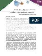 Anexo Guía de Actividades - Paso 3 - Reflexionar  - Escenario 2  - Las nuevas formas de Aprender  (1).pdf