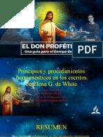 Principios y procedimientos hermenéuticos