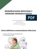 Mononucleosis.pptx