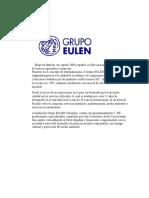 Grupo Eulen Colombia S.A