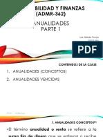3.1 Anualidades (P1)