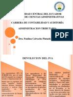 4. DEV IVA-ANTICIPO Y OTRAS LEYES