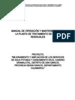 Manual de Aguas Residuales