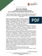 NP 42-2020- Sunarp implementa nuevos trámites en línea para contribuir con la reactivación económica del país