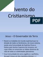 Advento do Cristianismo.pptx