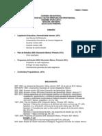 Temario ATP Primaria