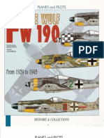 Historie & Collections - Planes and Pilots 09 - Focke-Wulf FW 190 - From 1939 to 1945