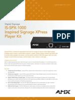 IS-SPX-1000.Datasheet