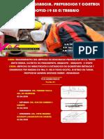 Plan Para La Vigilancia, Prevencion y Control Por COVID-19