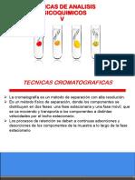 15 TECNICAS DE ANALISIS CROMATOGRAFIA