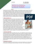Resistencia Indigena- Incas de Vilcabamba