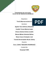 APERTURA DE MERCADOS FINANCIEROS