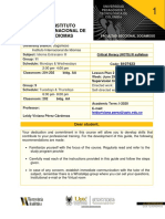 Work Guide 2 (III)