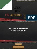 USO DEL ACERO EN LA CONSTRUCCION-MATERIALES