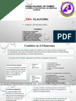 Glaucoma-Grupo 5 - Oftalmología.pptx