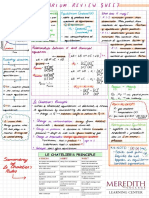 equilibrium review sheet