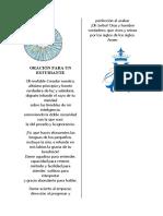 ORACION del ESTUDIANTE.docx