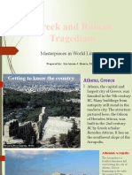 Greek & Roman Tragedians