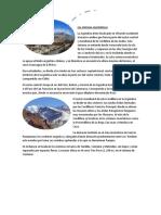 Los sistemas montañosos