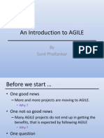 An Introduction to AGILE