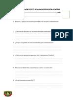 PRUEBA DE DIAGNOSTICO DE ADMINISTRACIÓN GENERAL.docx