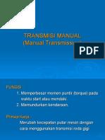 TRANSMISI MANUAL.ppt
