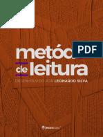 E-book Método de leitura