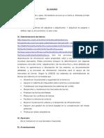 TRABAJO DERECHO AGRARIO-GLOSARIO-
