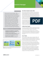 User Environment Manager Datasheet FAQ