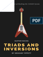 Triads and Inversions - Guitar Hacks by Graham Tippett