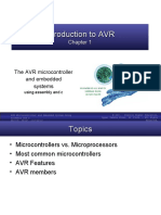AVR Controller_Chapter 1