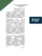 Anti-Terror Law Petition (CenterLaw, Inc., et al vs. Senate of the Philippines, et. al)