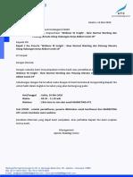 Apindo SURAT KONFIRMASI PESERTA WEBINAR IR INSIGHT NEW NORMAL WORKING 16 Mei 2020
