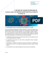 Reflexiones del Decano del Colegio de Biólogos de Euskadi sobre las medidas adoptadas en la crisis de la COVID-19.pdf