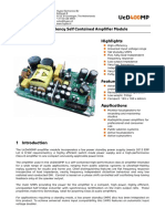UcD400MP Datasheet R5