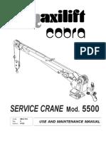 COBRA-5500-PRODUCT-MANUAL