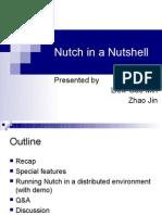 Nutch Tutorial Hadoop Architecture