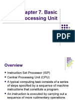 Chapter3 - Basic Processing Unit