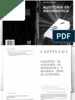 Auditoría en Informática - JA Echenique-Cap1