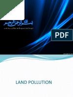 F land pollution